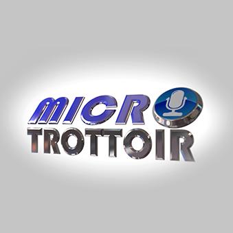 Micro trottoir